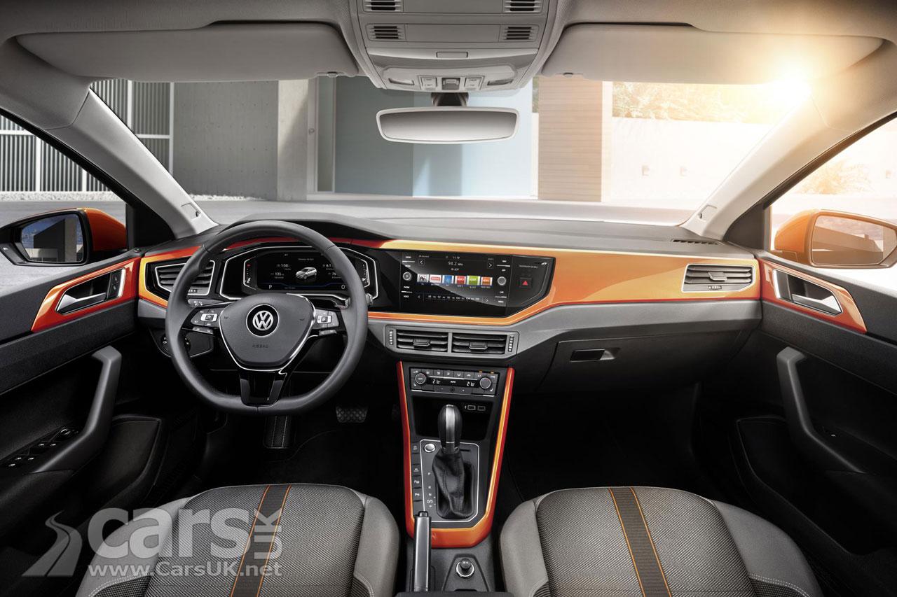 Photo 2018 VW Polo Interior