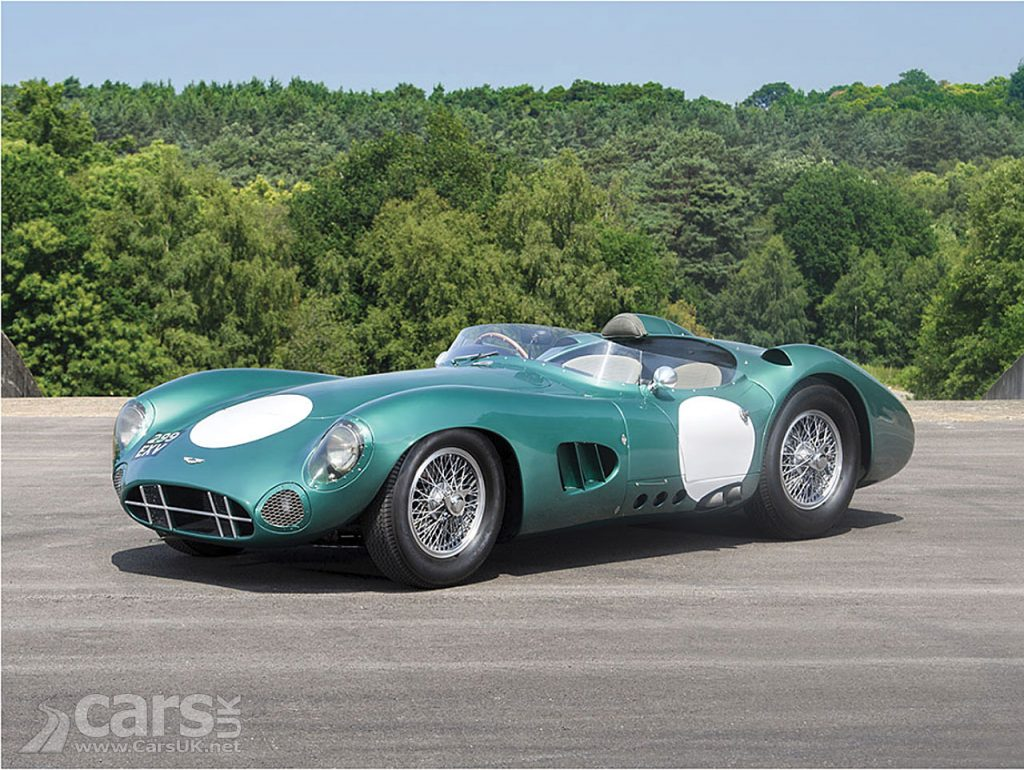 Photo Aston Martin DBR1 1/5