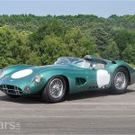1956 Aston Martin DBR1 – 1 of 5 – expected to fetch £16 MILLION at auction (plus DBR1 Video)