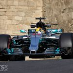 Lewis Hamilton takes POLE at Azerbaijan Grand Prix – Vettel starts 4th