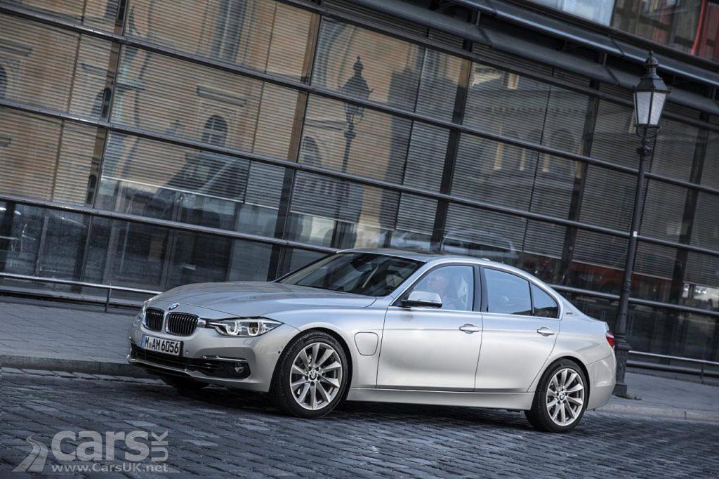 BMW 3 Series ELECTRIC set to debut at Frankfurt
