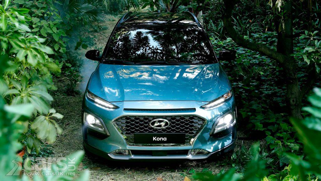 Photo Hyundai Kona SUV