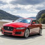 Jaguar XE, XF and F-Pace now with new 300 PS Ingenium petrol engine