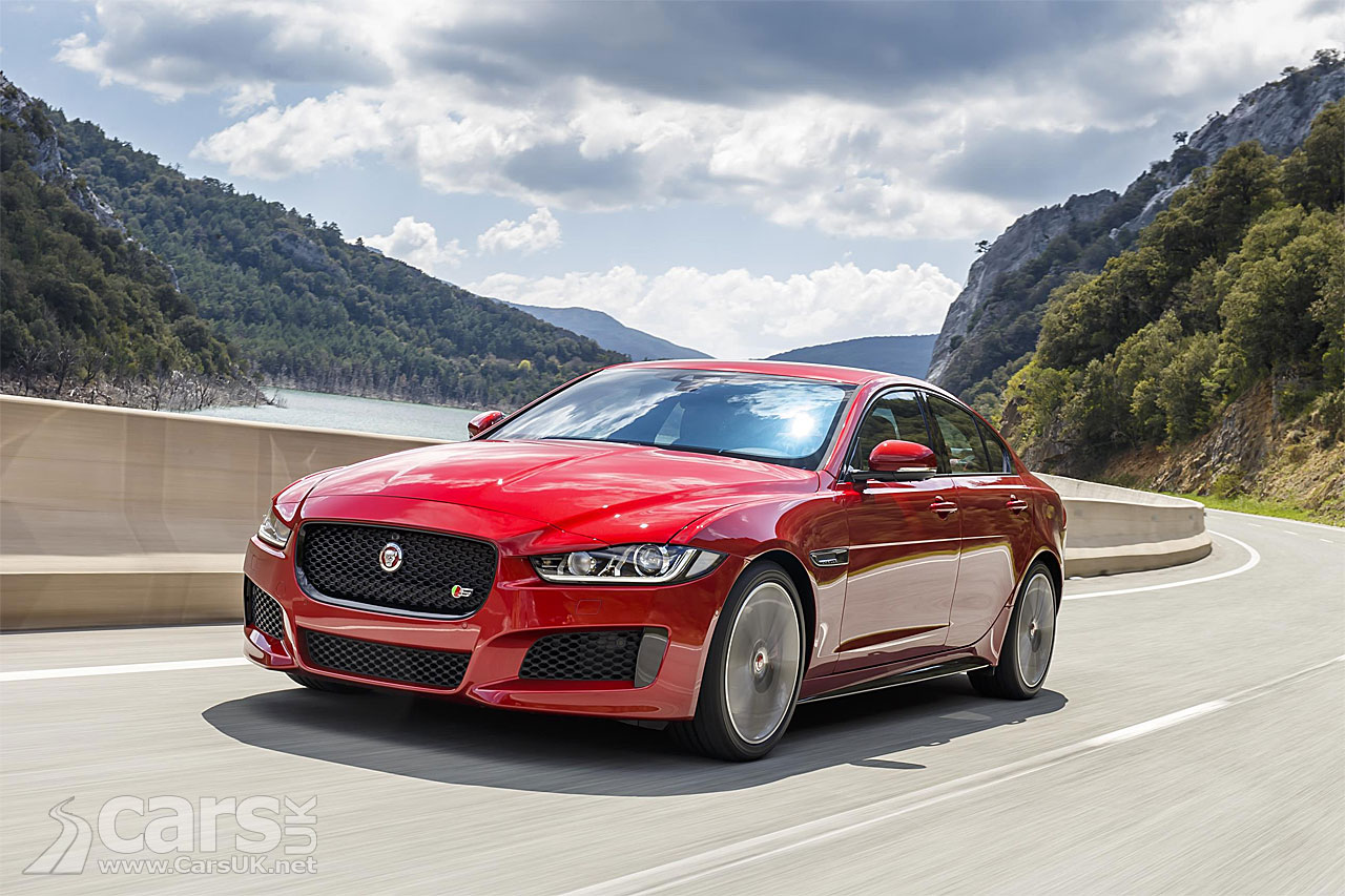 Hot new engine for Jaguar's XE, XF and F-Pace