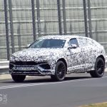 Lamborghini Urus SUV UNLEASHES its 650bhp twin-turbo V8 round the Nurburgring (spy video)