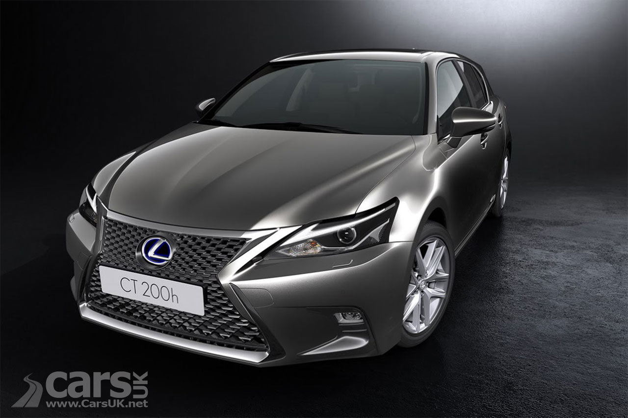 lexus ct 200h the entry level lexus gets a bit of a makeover cars uk. Black Bedroom Furniture Sets. Home Design Ideas