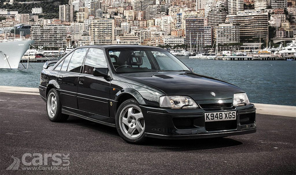 Photo Lotus Carlton is the most iconic Vauxhall