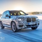 New BMW X3 will be REVEALED on 26 June in the USA