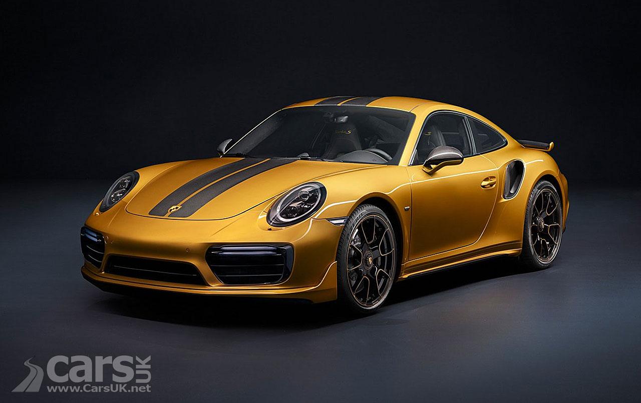Photo Porsche 911 Turbo S Exclusive Series