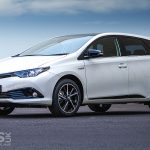 Toyota Auris Hybrid GB25 celebrates 25 years of Toyota in the UK – costs from £24,045