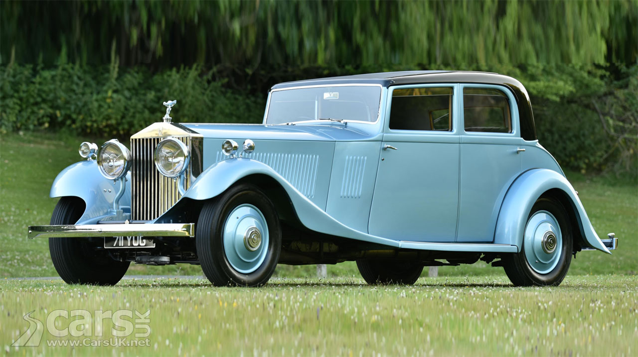 sir malcolm campbell 39 s 1933 rolls royce phantom ii continental is the 3rd 39 great phantom 39 cars uk. Black Bedroom Furniture Sets. Home Design Ideas