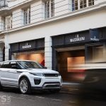 Range Rover Evoque is the Premiership Footballer's favourite car – for a reason