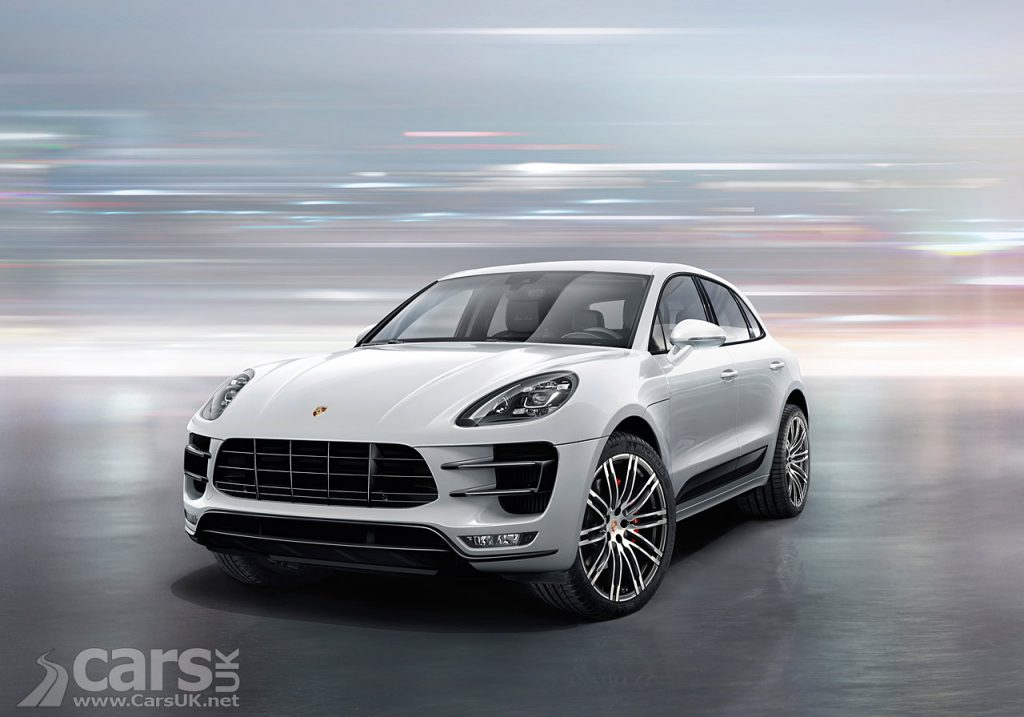 An electric Porsche Macan (pictured) will follow the Mission E as Porsche aim for 50% Ev production by 2023