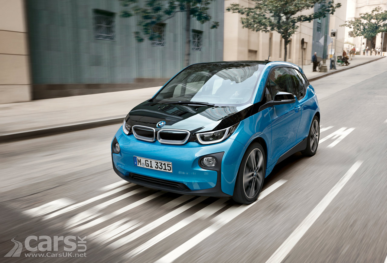 Bmw I3 Ev Set To Get A Facelift And Further Increased Range In 2017