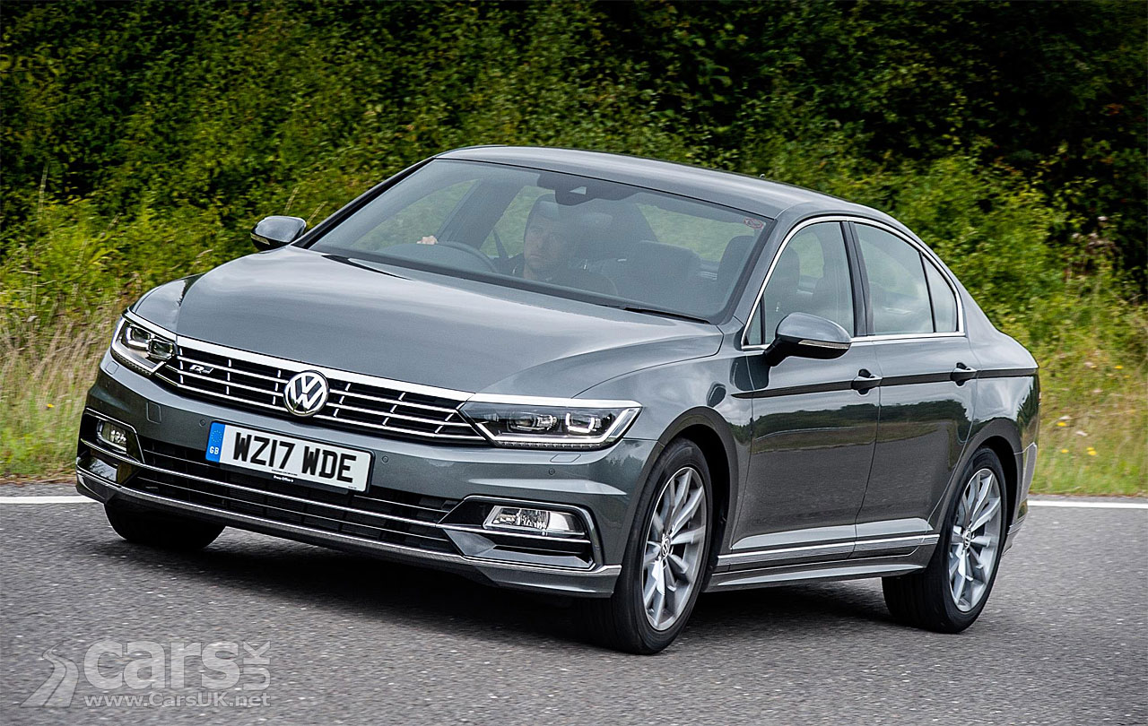 Volkswagen Passat and Tiguan get PETROL engines