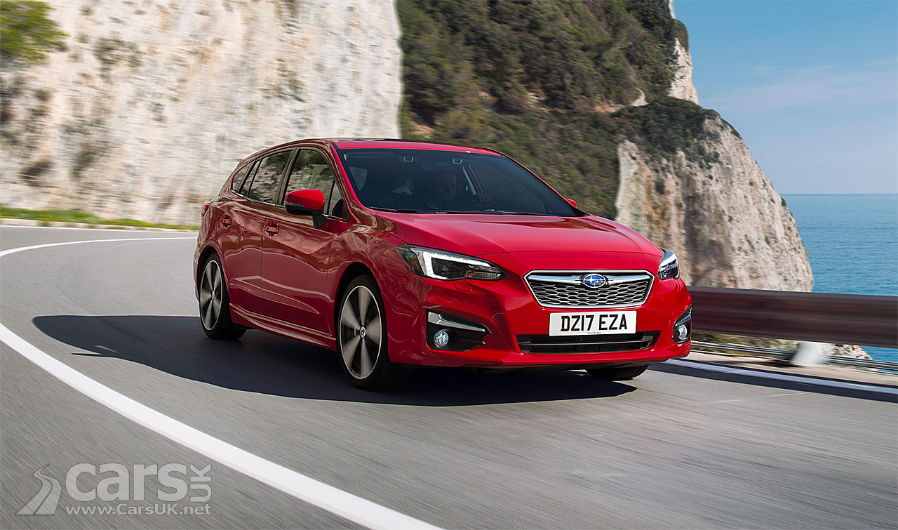 Subaru Impreza will be unveiled at Frankfurt International Motor Show