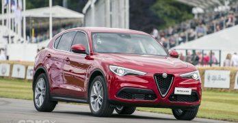 Alfa Romeo Stelvio UK price & specs – costs from £33,990 for the Stelvio RWD