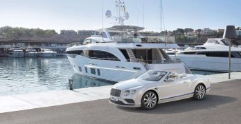 Bentley Continental GT Convertible Galene Edition by Mulliner – a Bentley road yacht