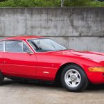 Elton John's 1972 Ferrari 365 GTB/4 Daytona up for auction this month
