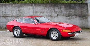 Elton John's 1972 Ferrari 365 GTB/4 Daytona up for auction this month