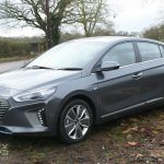 Hyundai Ioniq – Hybrid, Plug-In and Electric – wins 'Best Green Technology' Award for Businesses