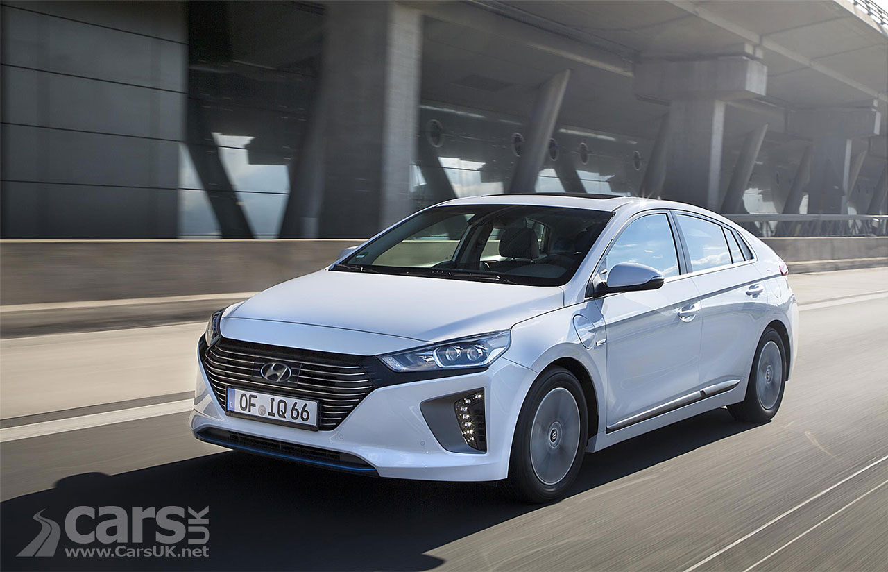hyundai ioniq plug in hybrid uk price and spec announced costs from 27 495 cars uk. Black Bedroom Furniture Sets. Home Design Ideas