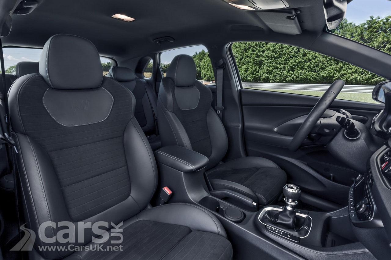 Hyundai i30 N Interior