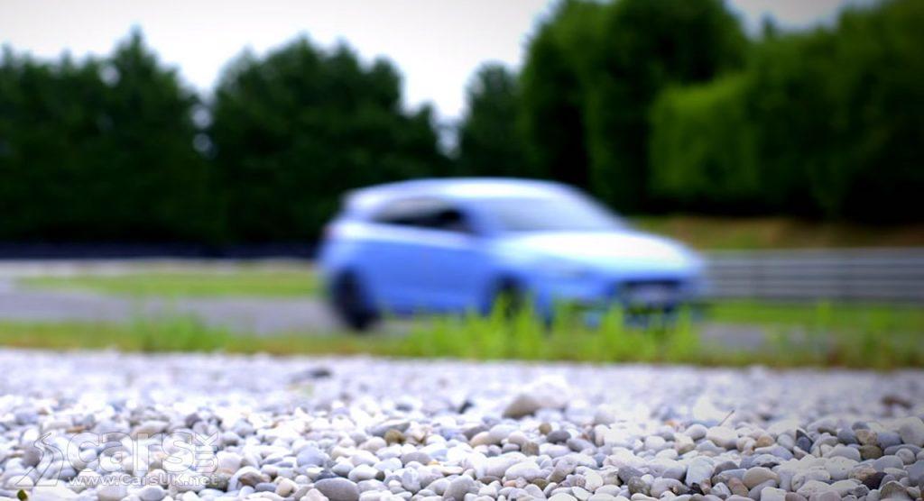Photo Hyundai i30 N video tease
