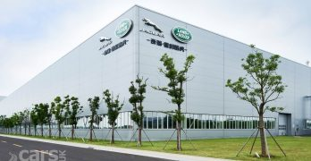 Jaguar Land Rover opens engine plant in China, its FIRST engine plant outside UK
