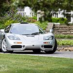 McLaren F1 #044 – the first F1 in the USA – up for sale and could hit £10M