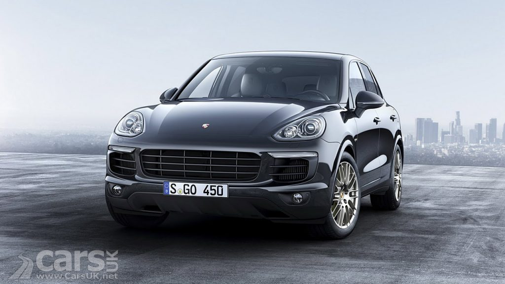 The Porsche Cayenne (pictured) and Macan S diesels have lost their conformity certification over illegal emissions fix software