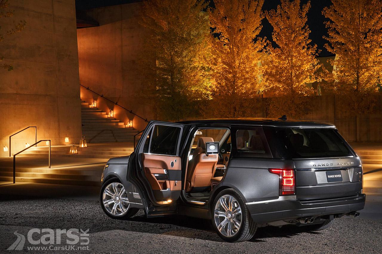 Photo Range Rover SVAutobiography