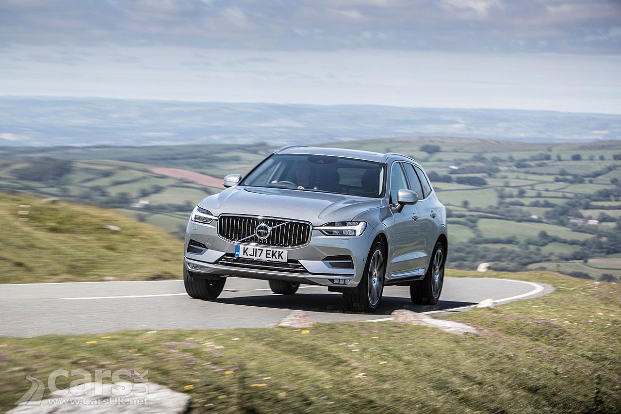 Polestar tunes the new Volvo XC60