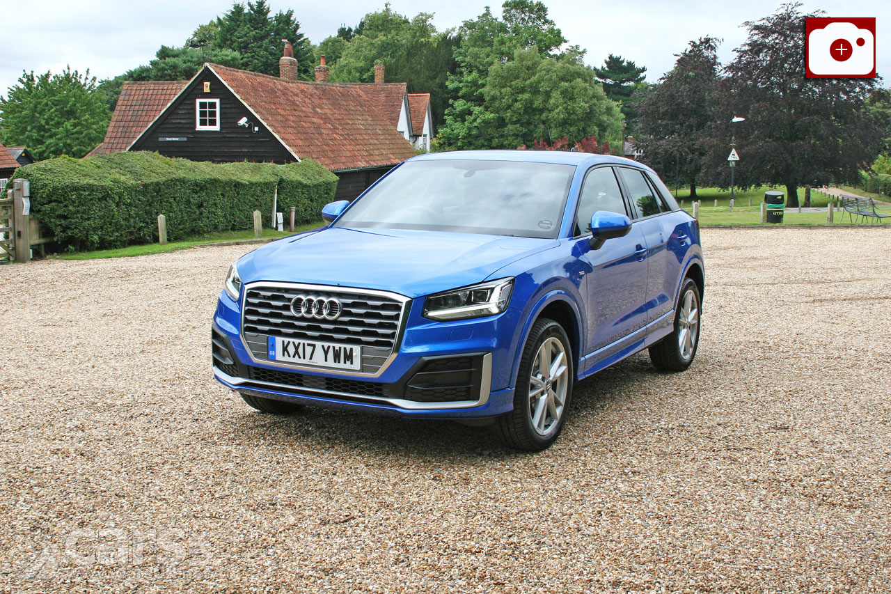 audi q2 1 4 tfsi s line review 2017 audi 39 s baby suv tested cars uk. Black Bedroom Furniture Sets. Home Design Ideas