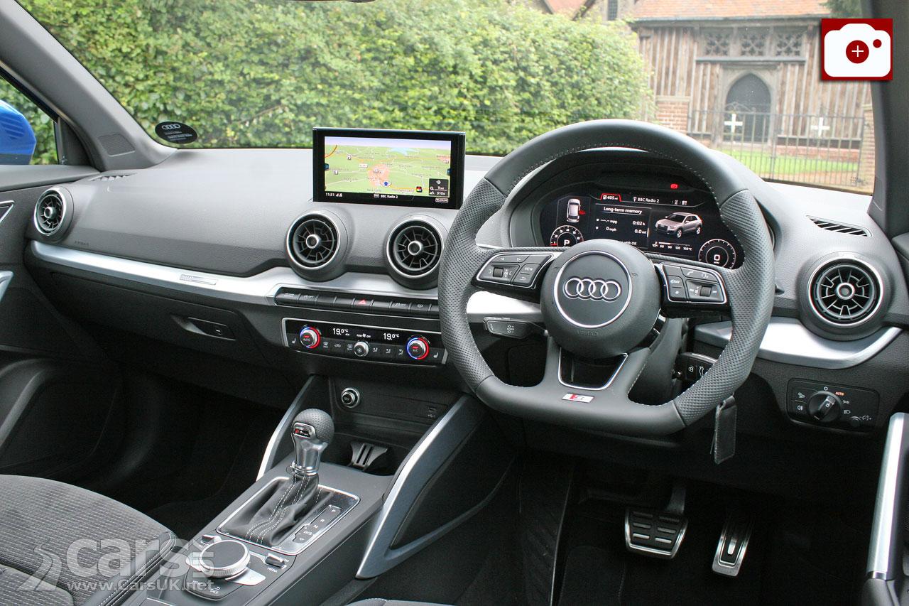 2017 Audi Q2 Review Interior Photo