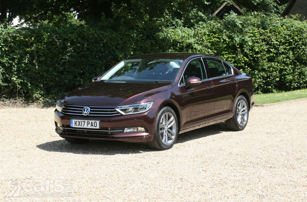 2017 Volkswagen Passat SE Business 2.0-litre TDI 150 PS - in for review