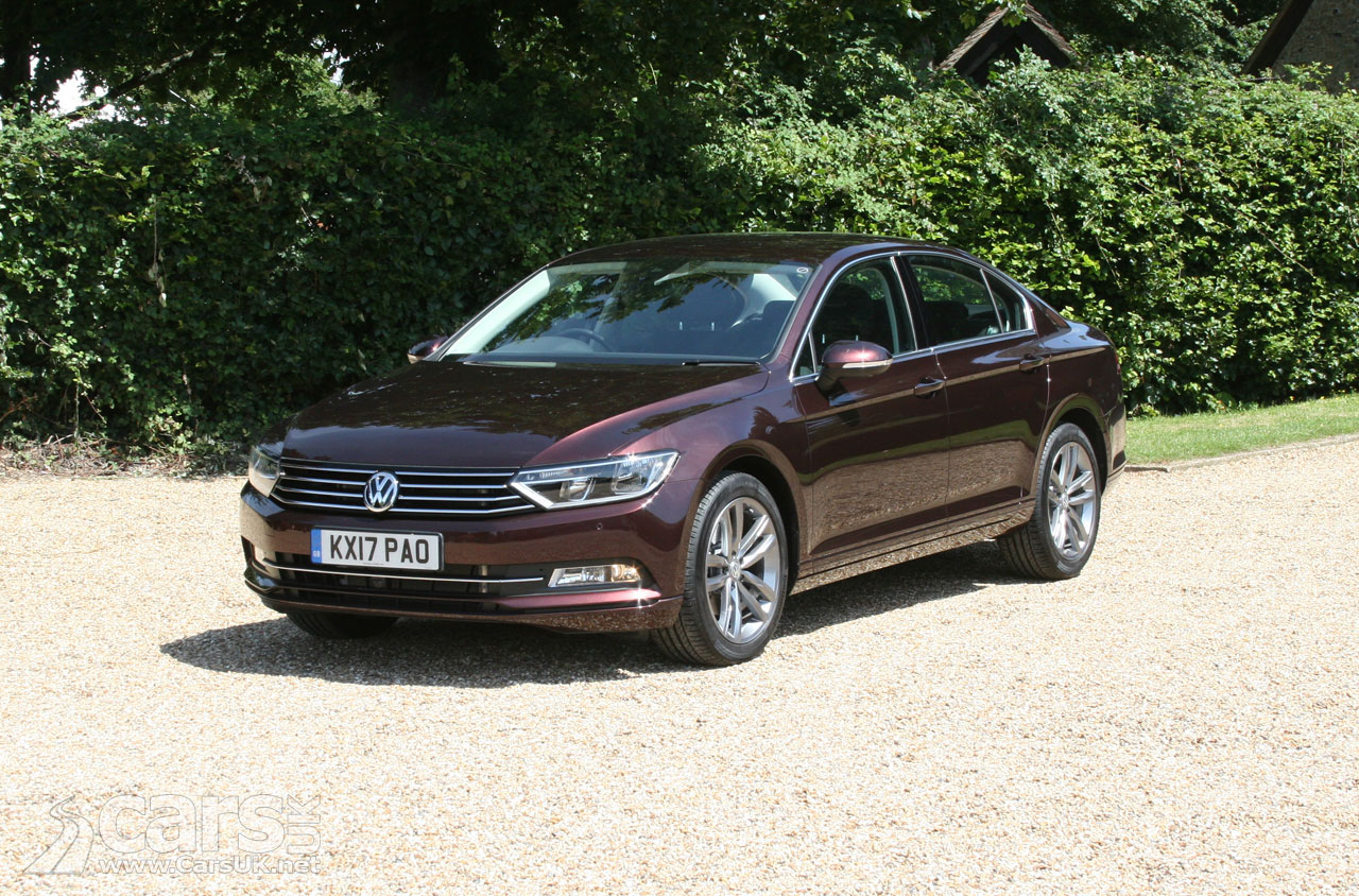 volkswagen passat se business 2 0 litre tdi 150 ps review 2017 cars uk. Black Bedroom Furniture Sets. Home Design Ideas