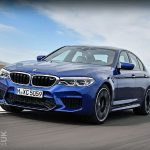 2018 BMW M5 LEAKS ahead of BMW's planned reveal of its 600bhp 5 Series (video)