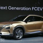 Hyundai REVEAL next generation Hydrogen FCEV – Kona SUV EV arrives in 2018 with 240 mile range