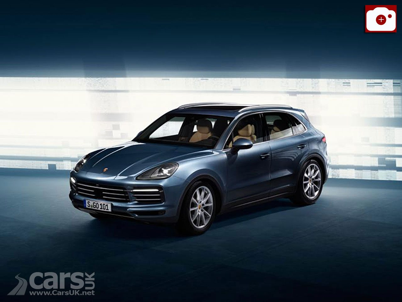 New Porsche Cayenne: Porsche's 2018 Cayenne is OFFICIALLY official