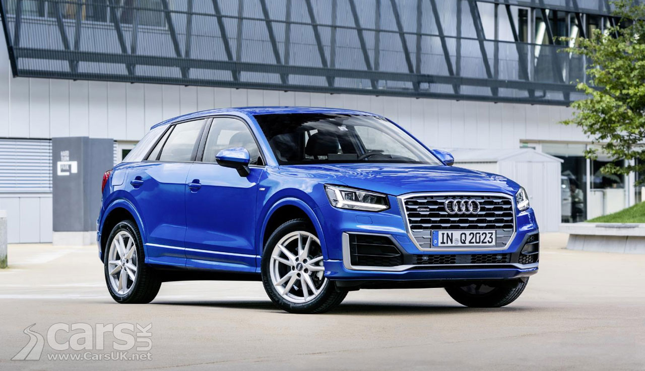 audi q2 2 0 tfsi quattro 190ps s tronic brings petrol powered 4wd to the q2 range cars uk. Black Bedroom Furniture Sets. Home Design Ideas