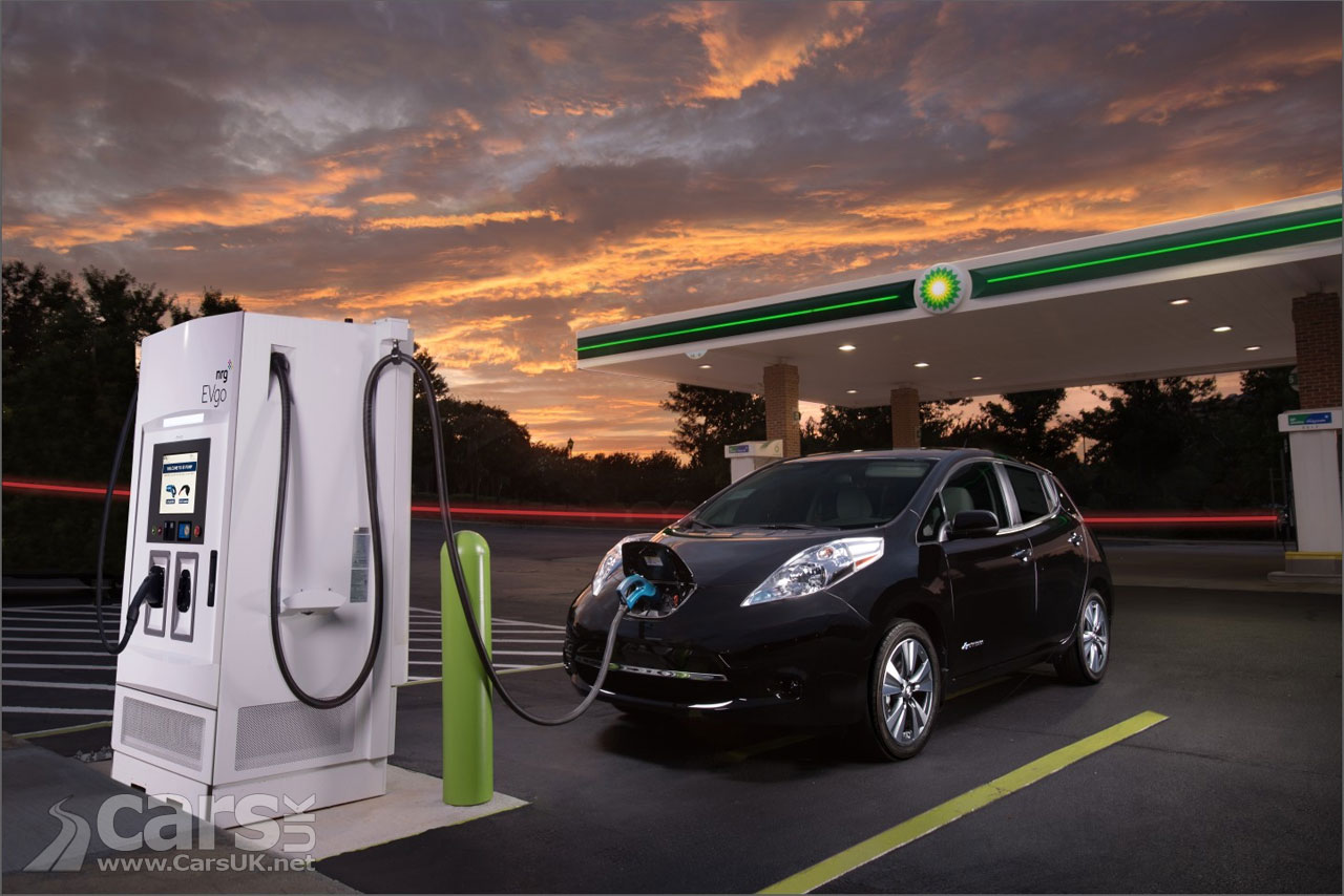 Bp Planning Ev Charging On Uk Forecourts Presumably Those With A