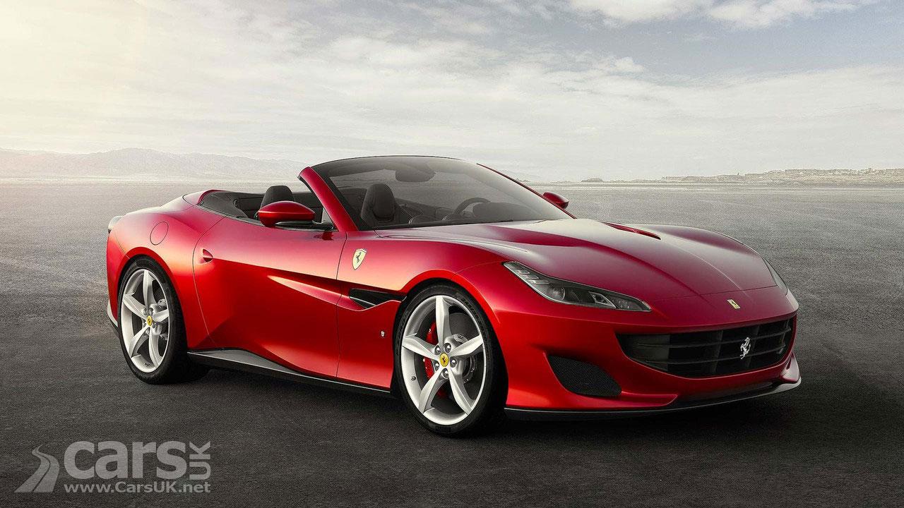 New Ferrari Portofino is the Ferrari the California should have been
