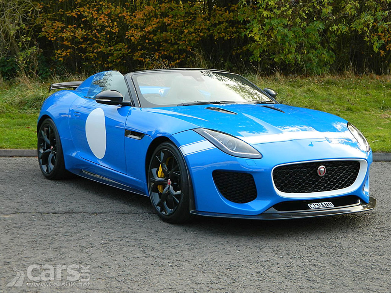 39 new 39 jaguar f type project 7 up for sale at a volvo dealer in scotland cars uk. Black Bedroom Furniture Sets. Home Design Ideas