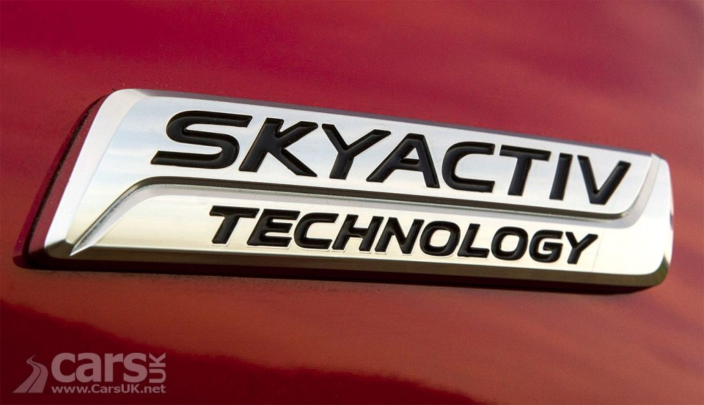 Mazda SKYACTIV-X compression ignition petrol engines as ECONOMICAL as a diesel