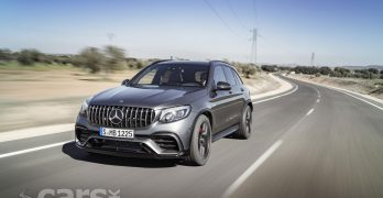 Mercedes-AMG GLC 63 and Coupe go on sale in the UK priced from £68,920 to £93,129