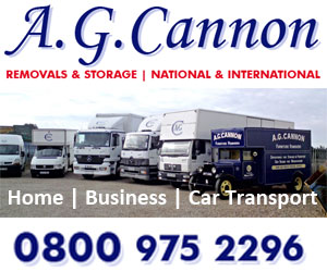 A G Cannon Removals