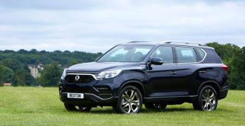 Ssangyong Rexton – Ssangyong's new SUV – costs from £27,500 in the UK