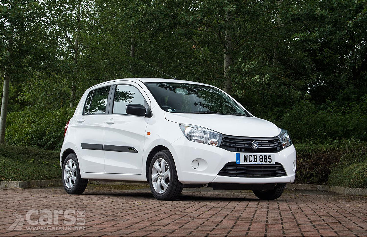 grab a brand new suzuki celerio city for under 20 a week cars uk. Black Bedroom Furniture Sets. Home Design Ideas