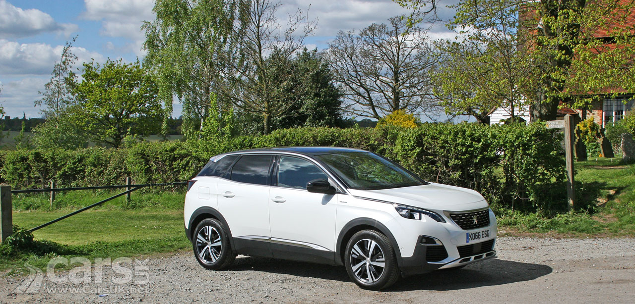 Peugeot 3008 Suv Is A Used Price Star At Trade Auction Cars Uk